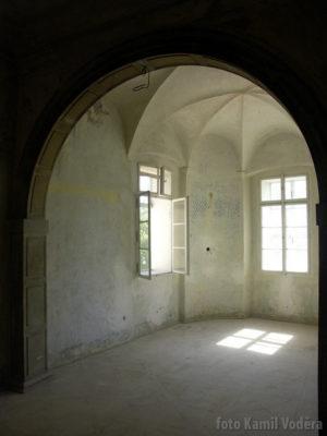 Rekonstrukce gotické kaple na zámku v Brandýse